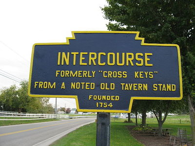 Display 640px intercourse 2c pa keystone marker 3