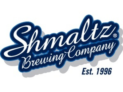 Display shmaltz brewing logo