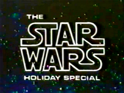 Display star wars holiday special