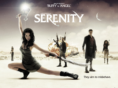 Display serenity poster full