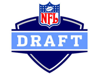 Display nfl draft logo
