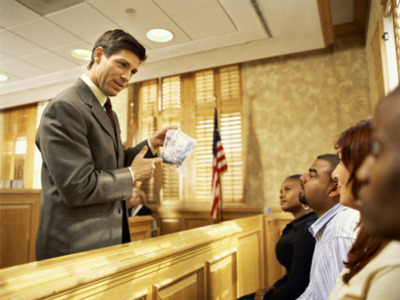 Display litigation consultant closing argument a2l consulting