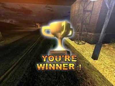 Display youre winner