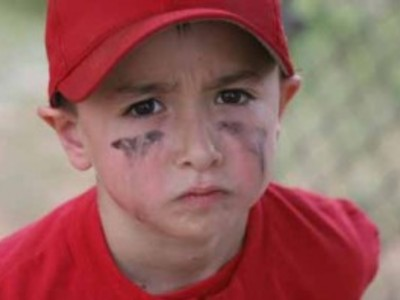 Display angry little league player2 300x199