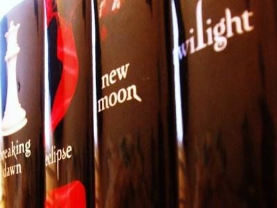 Display twilight saga
