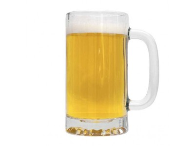 Display beer mug