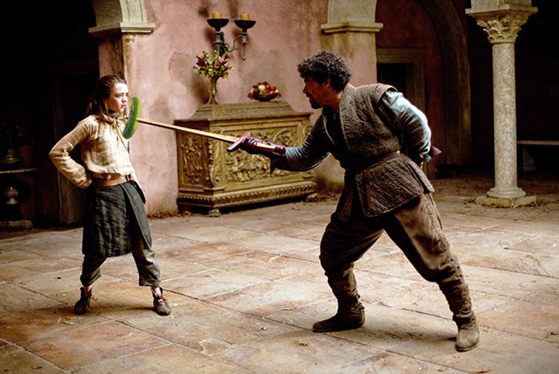 Find the Pickle: Game of Thrones Edition Daario Naharis Arakh