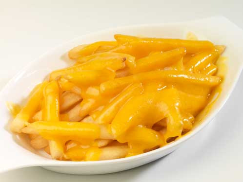 Cheese fries 3