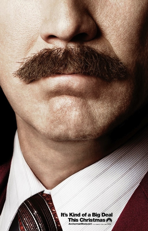 Mustache  span