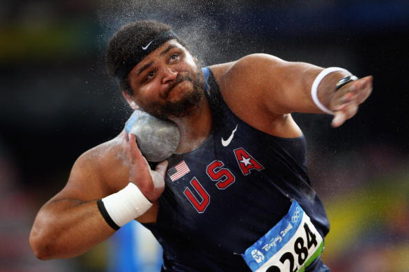 How to increase your shot put throw reese